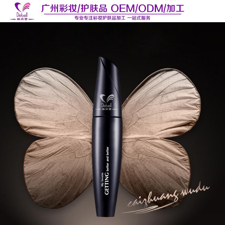 CC翘睫毛膏加工 彩妆OEM/ODM